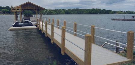Boat Dock Example